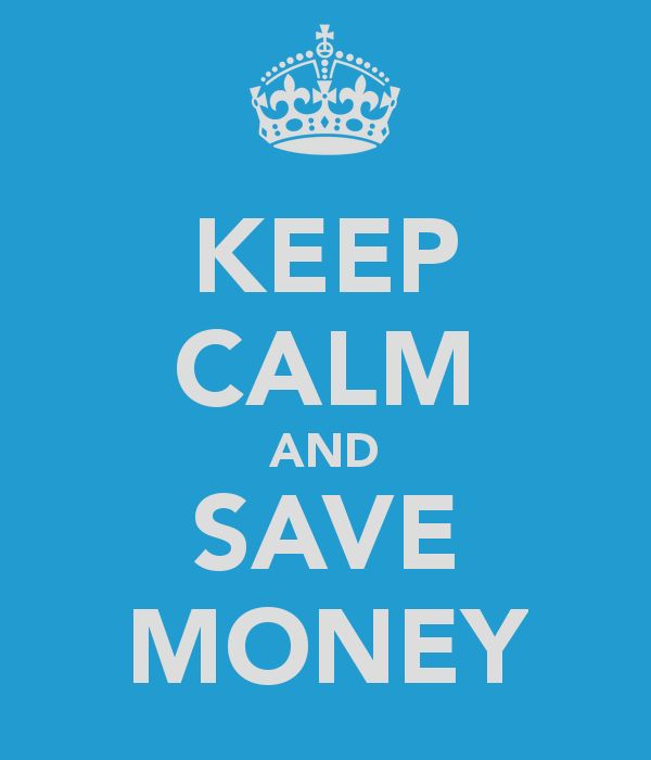 Why you need patience to have money - Keep Calm and Save Money: