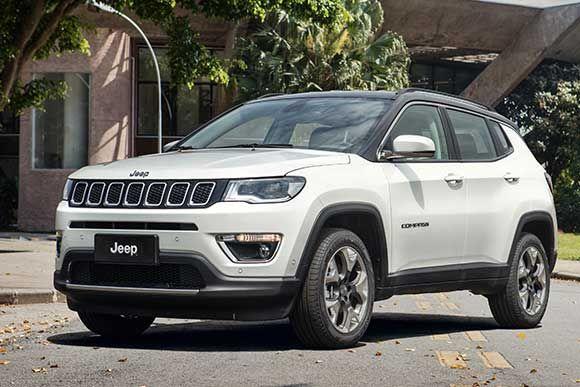 Conheca Todos Os Dados Tecnicos Do Jeep Compass Limited 2 0 2019