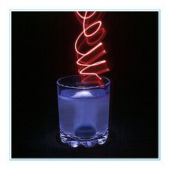 painting with light - tells how to use long exposure & a flashlight to do cool pictures - anothe one of my must tries some day