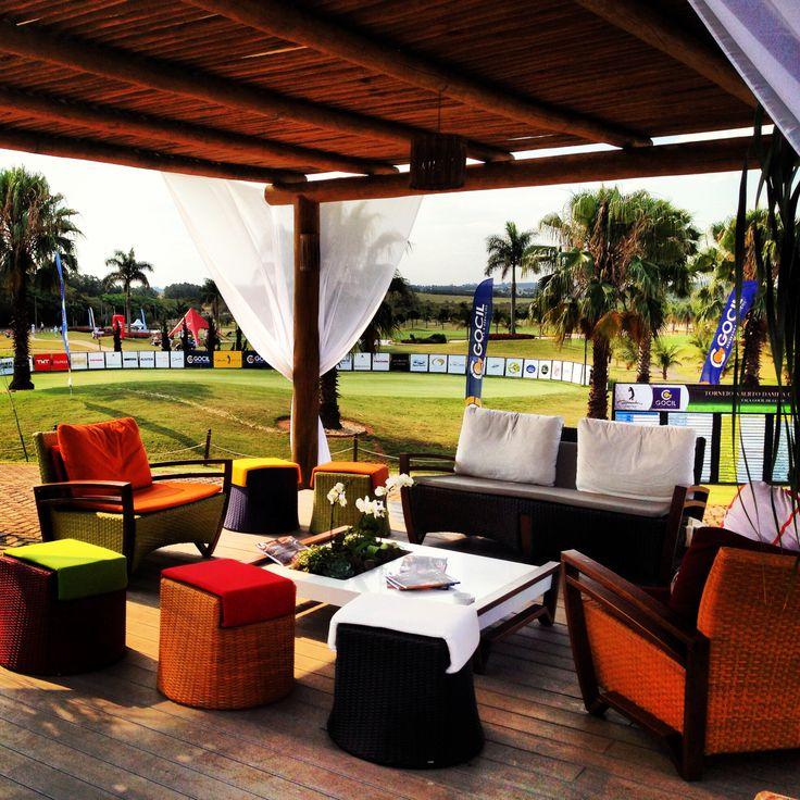 Golf Club Interior Design  Amanda Damha