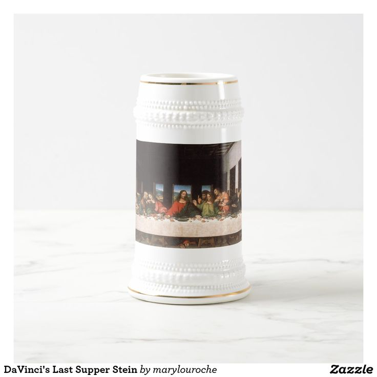 DaVinci's Last Supper Stein