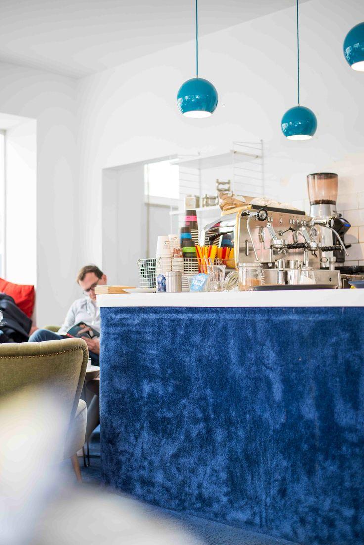 Schöne Cafés in München – das Café Emil