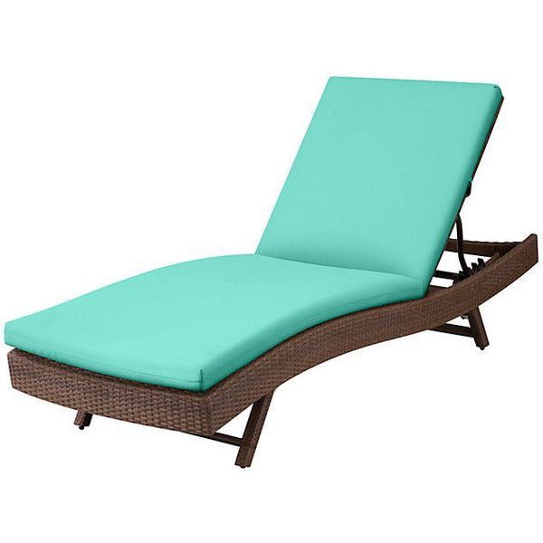 "Improvements Sun Lounger Cushion 76""x23-1/2""x3"" - Sea Foam Green ($30) ❤ liked on Polyvore featuring home, outdoors, outdoor decor, 8686370, sun lounger cushion, outdoor patio pillows, patio decor, outdoor toss pillows, outdoor sun decor and outdoor accent pillows"