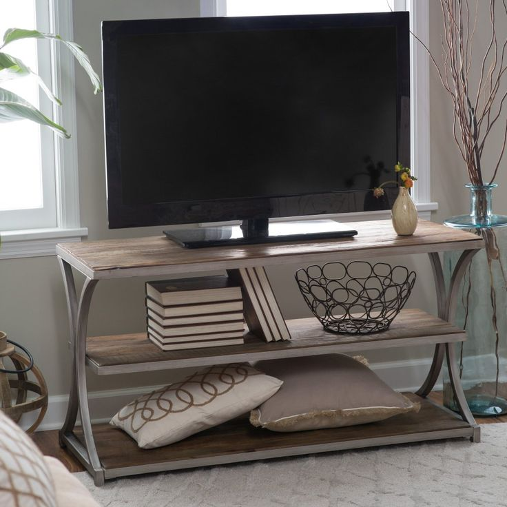 Belham Living Franklin Reclaimed Wood Industrial Coffee Table: 17 Best Ideas About Reclaimed Wood Tv Stand On Pinterest