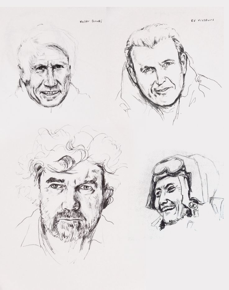 climbing legends  Tenzing Norgay  Reinhold Messner  Walter Bonatti  Ed Viesturs