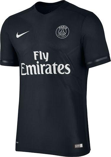 Paris Saint-Germain 15-16 Champions League Home Kit Released - Footy Headlines