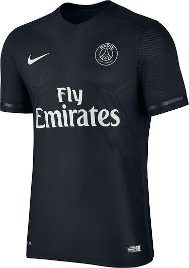 Paris Saint-Germain 15-16 Champions League Home Kit Released - Footy Headlines