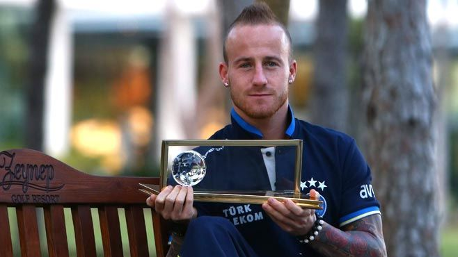 Miroslav Stoch - Slovakia - Al Ain FC (UAE Arabian Gulf League) - October 19, 1989
