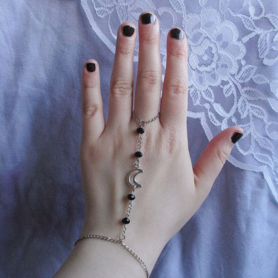 , pastel goth, nu goth, grunge, hipster pagan je,welry,wiccan jewelry, gothic jewelry on Etsy, $9.72