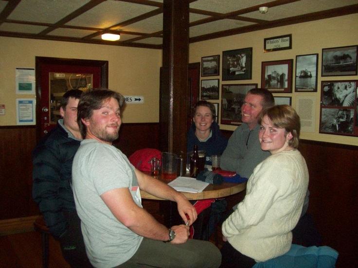 Gallery - Stewart Island Quiz Night