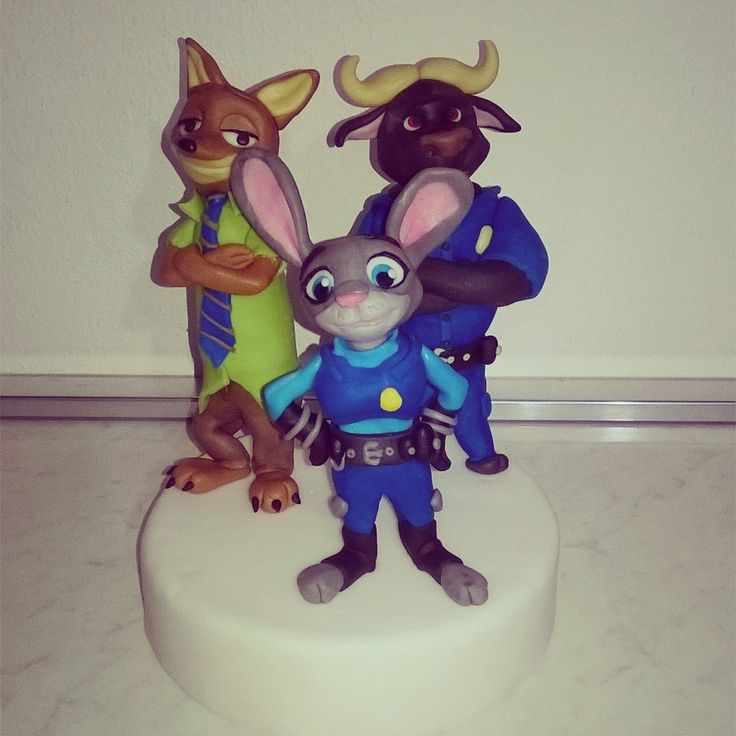 Personaggi zootropolis