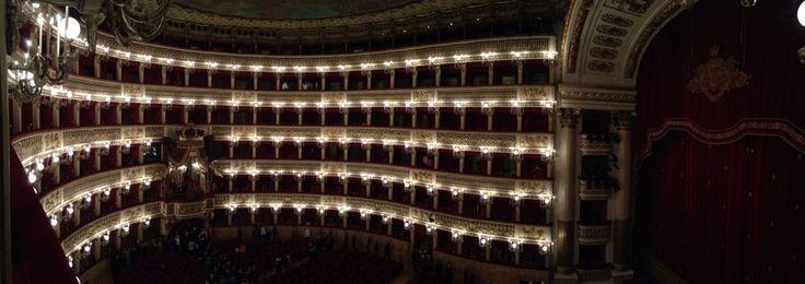 Teatro San Carlo nel Napoli, Campania