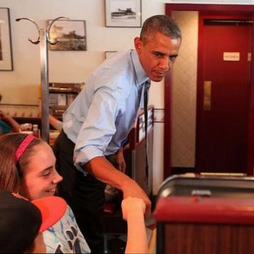 'Are you kidding me': 'Adrift' Obama's schedule unchanged as 'burger photo op' moves forward