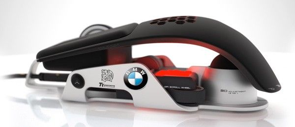 BMW and Thermaltake Mouse