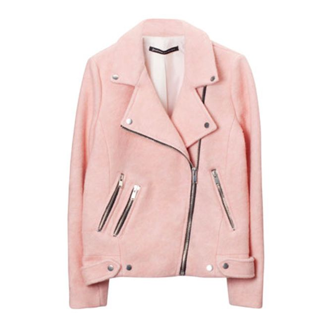 Biker Jacket Pink | Outdoor Jacket