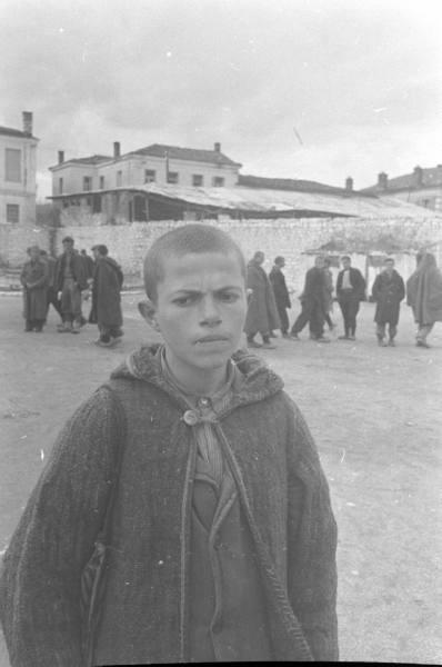 Greece , January 1948  Photographer:Dmitri Kessel