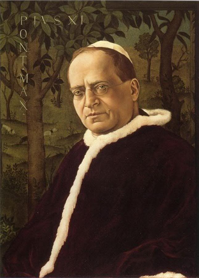 Joseph Abhar -  Christian Schad, Pope Pius XI, 1925 photo papstpiusxi.jpg