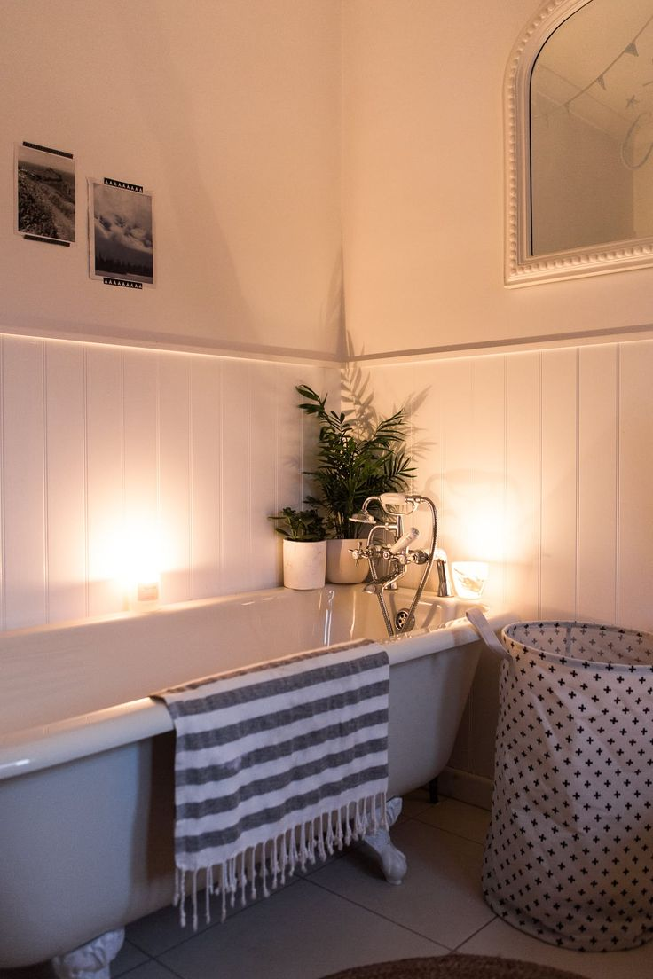 Cosy Bathroom in Kay's House