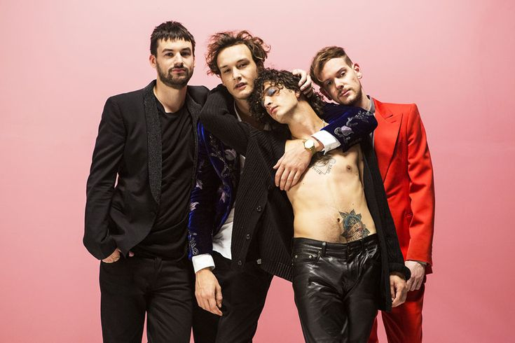 The 1975 announce The Blizzards & Pale Waves as special guests at Malahide Castle