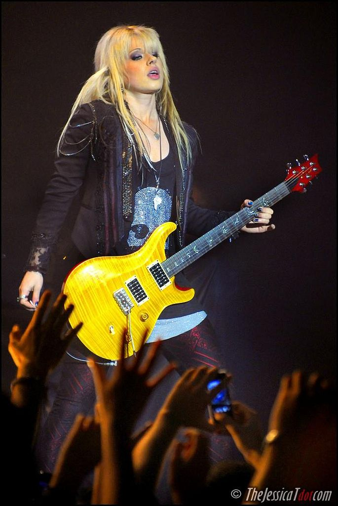 17 Best Images About Orianthi On Pinterest Interview