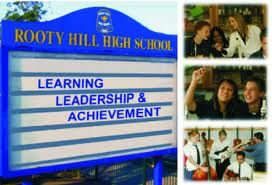 Rooty Hill High School. Great learning environment.