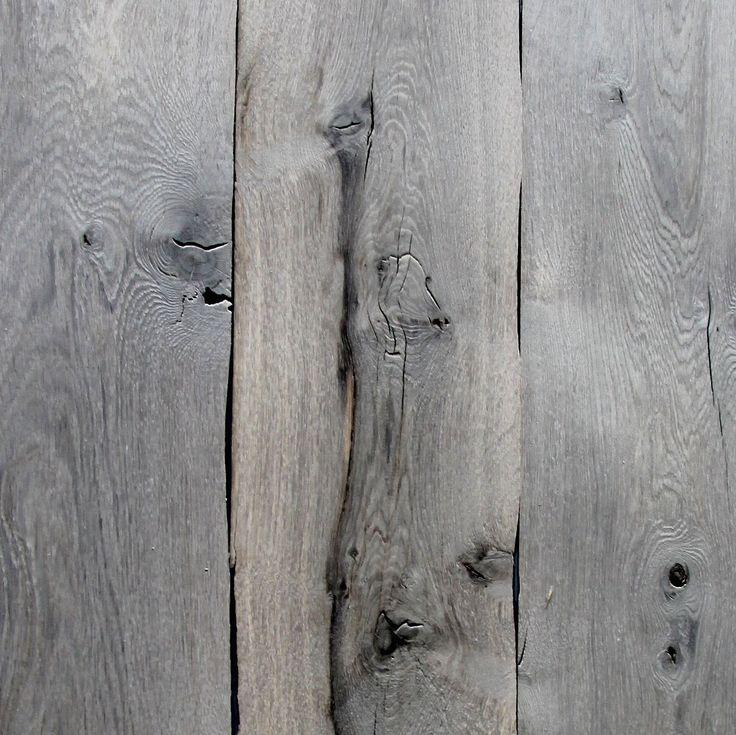 Beam wood oak - silver-greyed oak veneer