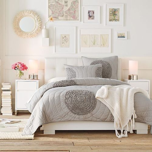 why does my bedroom never look like this??