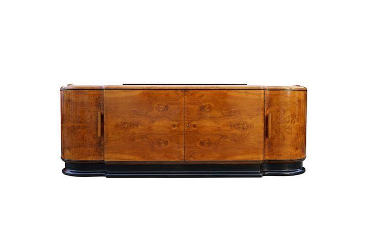 Vintage Regale - JINDRICH HALABALA BUFFET für UP Zavody, 1930er  - ein Designerstück von ferdinand-christall bei DaWanda