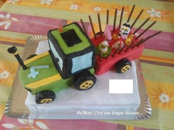 Tracteur 3D