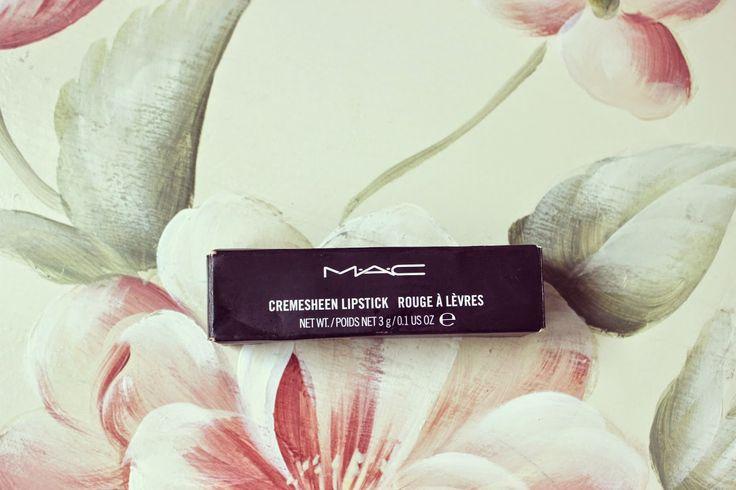 MAC Coral Bliss Lipstick
