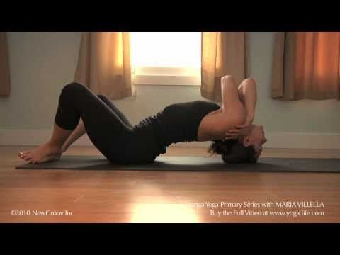 Ashtanga Yoga Primary Series with MARIA VILLELLA: Trailer