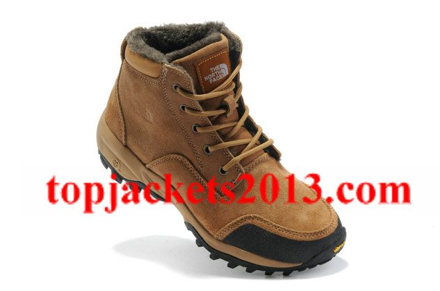 The North Face Outlet Mens Missoula Boot Khaki