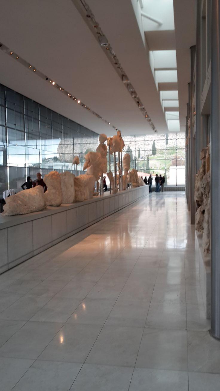 Μουσειο Ακροπολης- Αθηνα Acropolis Museum- Athens, Greece