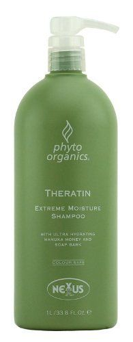 Nexxus Phyto Source Theratin Extreme Moisture Shampoo 33.8oz *** Visit the image link more details.