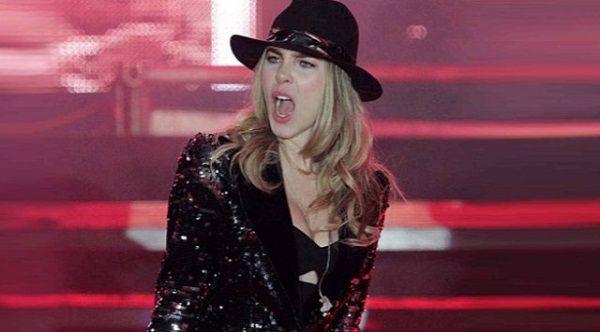 Si no te gusta mi concierto te puedes ir: Belinda