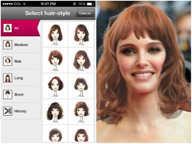 Weibliche Frisur App Neue Frisuren Coole Frisuren Frauen Frisuren Weibliche Frisuren