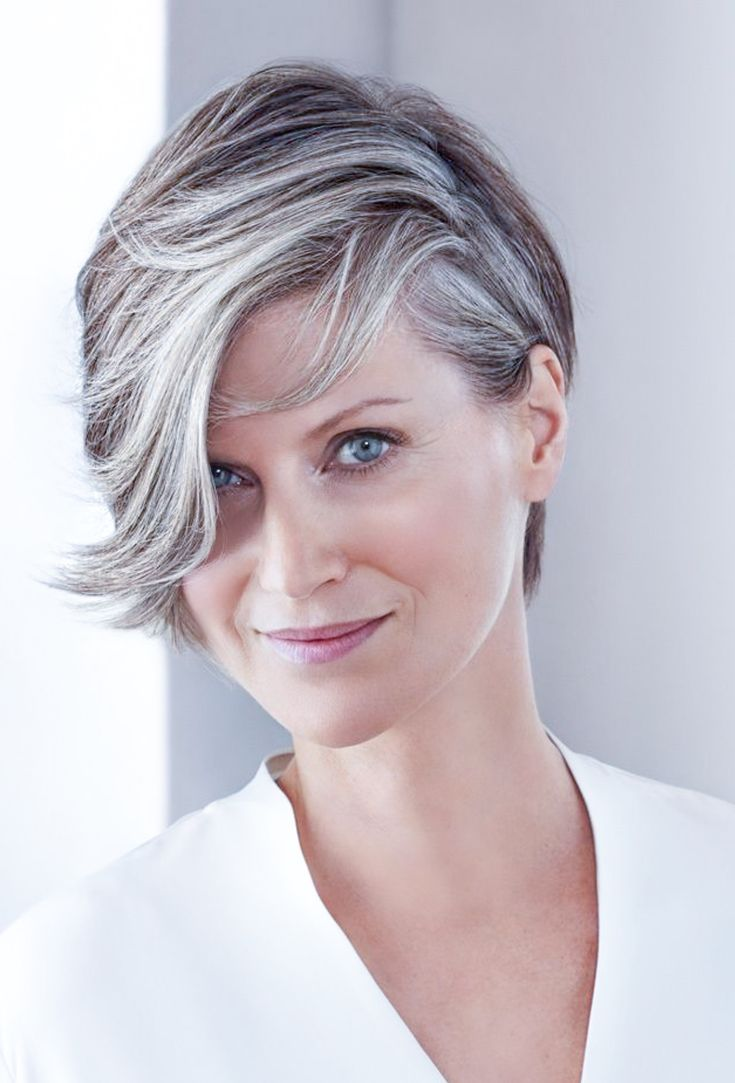 Short hairstyles for older women over 60 - Best 20 Gray Hairstyles Ideas On Pinterest Silver Hair Styles Short Silver Hair And Silver Blonde Hair