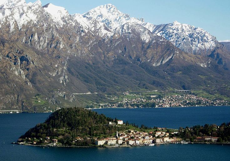 Lake Como (Lago di Como) is a lake of glacial origin in Lombardy, Italy. It is the third largest lake in Italy, after Lake Garda and Lake Maggiore. At over 1320 ft deep, it is one of the deepest lakes in Europe, and the bottom of the lake is more than 656 ft below sea-level.