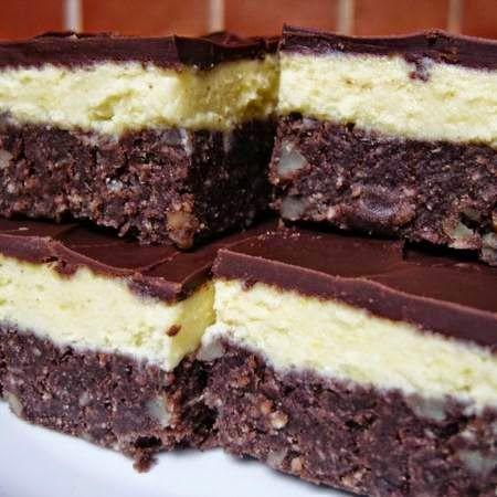 TutiReceptek és hasznos cikkek oldala: Fehér -fekete sütemény