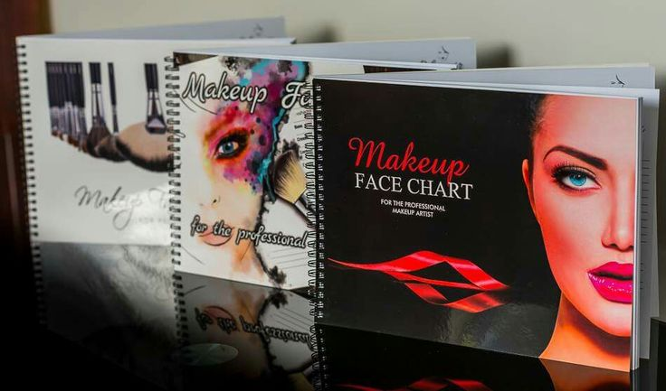 Face chart collection