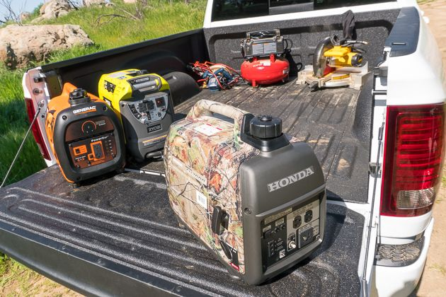 The Honda EU2000i is our choice because its power output allowed it to handle our highest-demand tests more capably than competitors. That, coupled with its longstanding reputation, makes it the most reliable generator in its class.