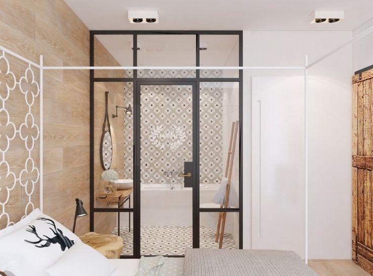 1000 id es sur le th me panneau salle de bains sur pinterest salle de bains - Salle de bain carreau de ciment ...