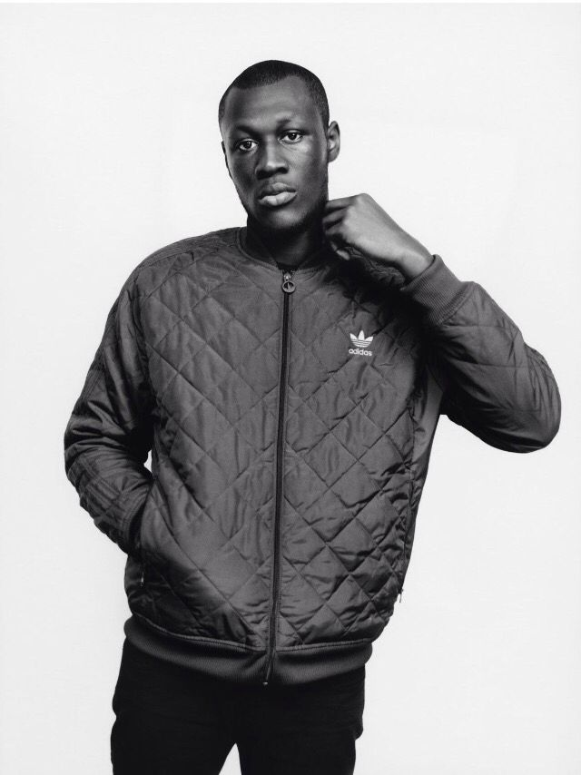Stormzy is a good representation of grime music because he is a british artist and is well known at the moment