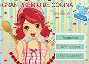 Premio Cocina con Rachel mariscos   Hi juegos de cocina - jugar online