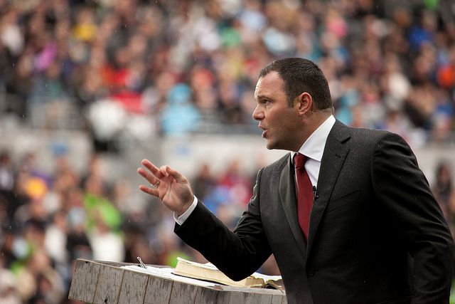Religion Site Patheos Adds Controversial Writer Pastor Mark Driscoll.