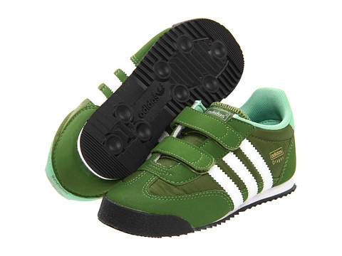 adidas Kids Dragon (Infant/Toddler) at VIP.Zappos.com