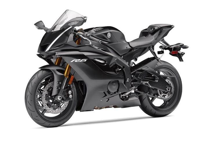 2017 Yamaha YZF-R6 Supersport Motorcycle