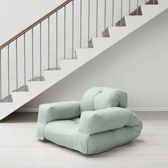 Poltrona Letto Hippo Chair Flax