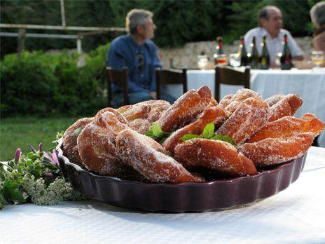 Ciampelle - friterade munkar | Recept.nu