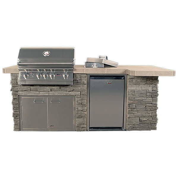 In Kitchen My Boys And Islands: Lion Quality Q BBQ Grill Island